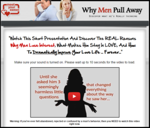 Why Men Pull Away Review