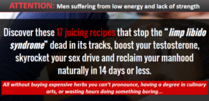 juicing-for-your-manhood