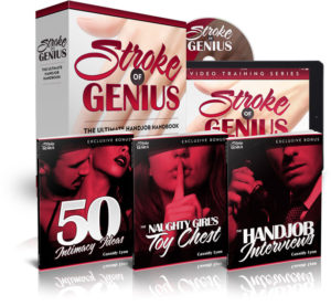 Stroke Of Genius The Ultimate Handjob Handbook Review