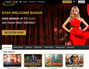 Unique-Casino-Review