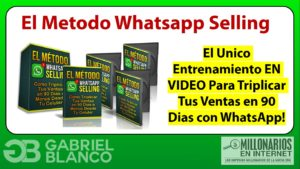 WhatsApp-Selling