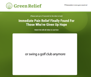Green Relief Review