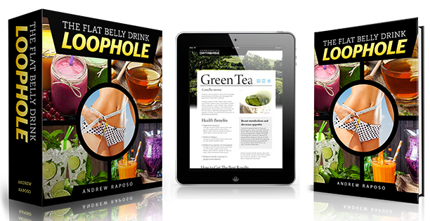 Green Tea Makes Stomach Flat Flat Belly Drink Loophole