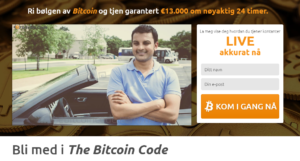 The Bitcoin Code Programvare